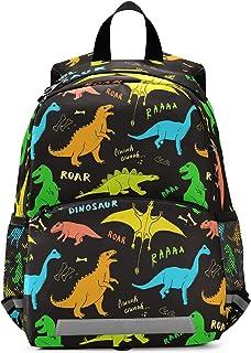 Dinasour Backpack Dinosaurs Bookbag Animal Preschool Backpack Kids Animals Book Bag