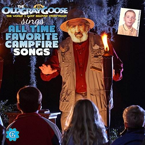 All Time Favorite Camp Songs audiobook cover art