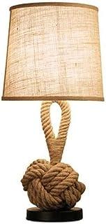 FHUA Lampe de Table Antique rétro Chaud créatif Chambre Lampe de Table de Chevet personnalité Baton décoration étude Prote...