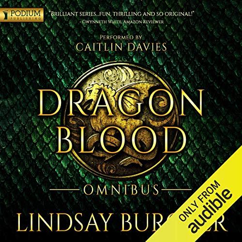 Couverture de Dragon Blood - Omnibus