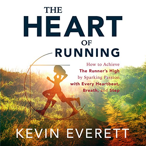 The Heart of Running audiobook cover art