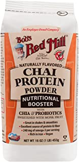 Best chai protein powder bob's red mill Reviews