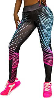 OZBON Disco Yoga Pants