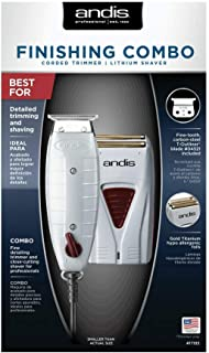 Andis Finishing Combo Trimmer + Shaver