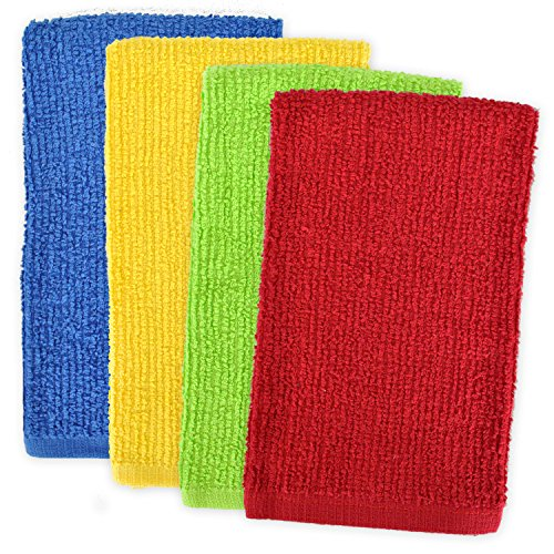 Top 10 Best Selling List for bright colored kitchen towels