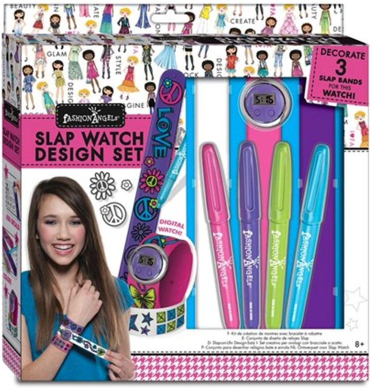 Fashion Angels Slap Watch Design Set
