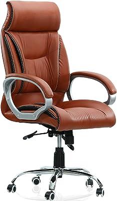 Green Soul Tokyo High Back Office Chair,(Rust Orange) (Any Position Tilt Lock)