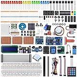 kuman Ultimate Starter Learning Kit for Raspberry Pi 4 B 3 B+,...