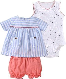 4d27a611fa8d6 Amazon.fr   Depuis 3 mois - Robes   Bébé fille 0-24m   Vêtements