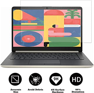 """14"""" Tempered Glass Screen Protector Compatible 14"""" with 16:9 Aspect Ratio Laptop, 9H Hardness Anti Scratch and Bubble Free Glass Screen Cover"""