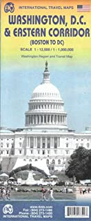 Washington DC and Eastern Corridor 2013