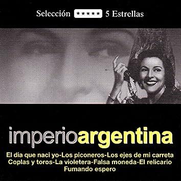 Imperio Argentina: Selección 5 Estrellas