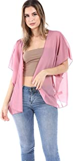 b903b350 Amazon.com: Pinks - Shrugs / Sweaters: Clothing, Shoes & Jewelry