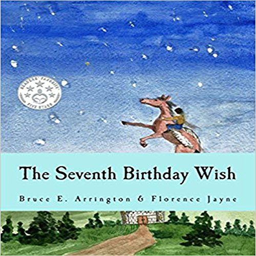 The Seventh Birthday Wish audiobook cover art