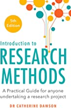 Introduction to Research Methods 5th Edition: A Practical Guide for Anyone Undertaking a Research Project