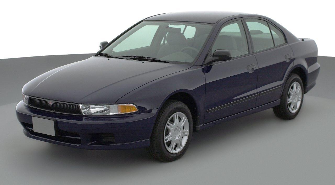 ... 2001 Mitsubishi Galant DE, 4-Door Sedan