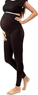 Maternity Tights Activewear Leggings Gym Clothes Jeggings Pants Stretch Nursing Clothes