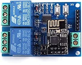 WINGONEER® 12V 2-Channel WiFi Relay Module