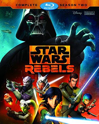 Top New Star Wars Rebels: The Complete Season 2 [Blu-ray]