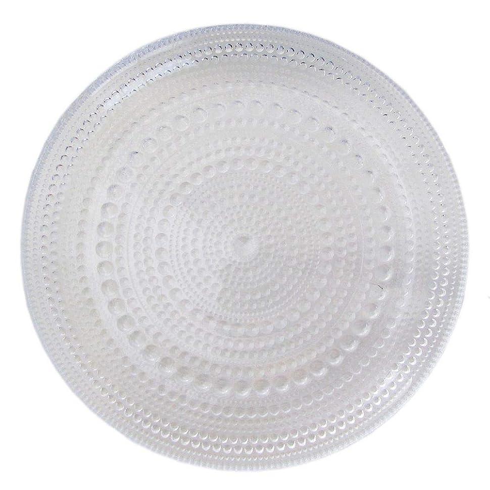 くちばしチップ決済Iittala/Kastehelmi Plate 17cm 直径17cm Clear [並行輸入品]