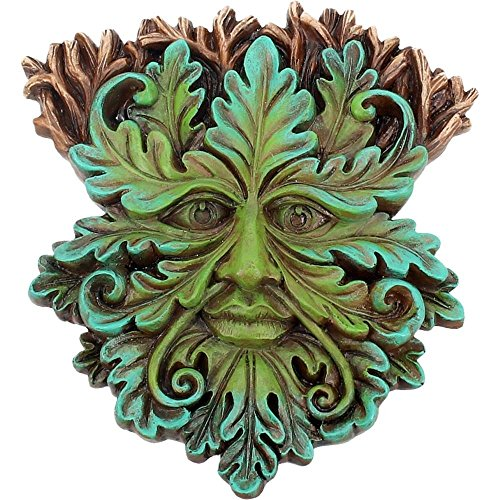 Nemesis OAK KING GREEN MAN FROM NOW 15CM PLAQUE