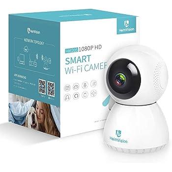 WLAN IP Kamera, SAWAKE 1080P HD WiFi Überwachungskamera
