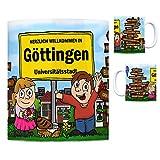 trendaffe - Herzlich Willkommen in Göttingen Kaffeebecher