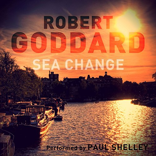 Sea Change audiobook cover art