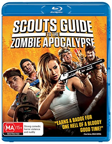The Scout'S Guide To The Zombie Apocalypse [Edizione: Australia] [Italia] [Blu-ray]