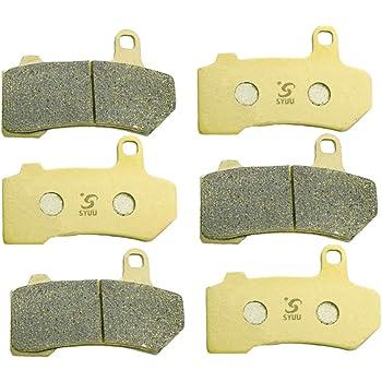 Silver Hose /& Stainless Black Banjos Pro Braking PBF2026-SIL-BLA Front Braided Brake Line