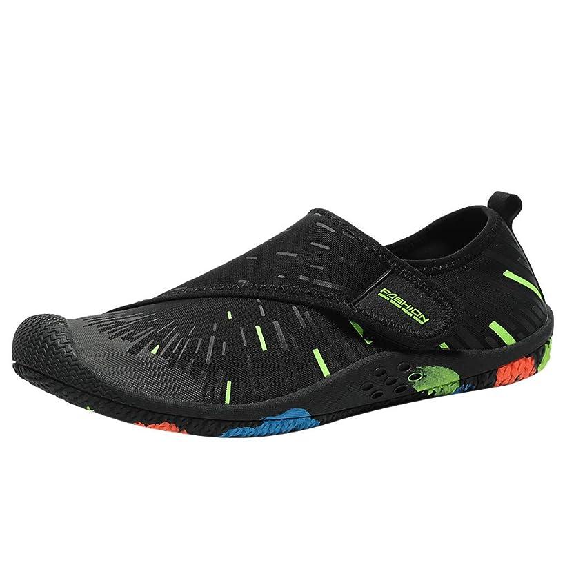 ★QueenBB★ Water Shoes Mens Womens Beach Swim Shoes Quick-Dry Barefoot Aqua Socks Pool Shoes for Surf Yoga Water Aerobics