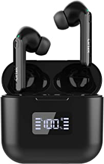 Sponsored Ad - Cirtek Wireless Earbuds Active Noise Cancelling Bluetooth 5.0 Earbuds with 4 Mics Noise Reduction,35Hrs ANC... photo