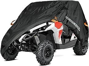NEVERLAND Heavy UTV Storage Cover for Polaris RZR Yamaha Can-Am Defender Honda Pioneer Kawasaki Teryx Mule 2-3 Passenger-US Stock