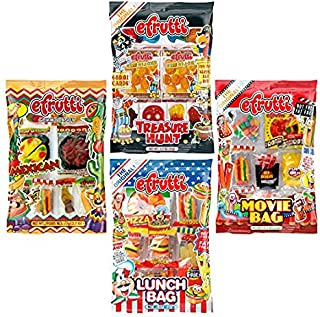 eFrutti Gummi Candy Variety Party (4 Pack)