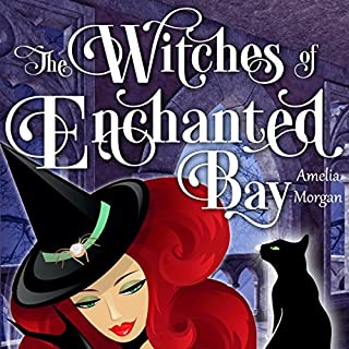 The Witches of Enchanted Bay      Witches of Enchanted Bay Cozy Mystery, Book 1              By:                                                                                                                                 Amelia Morgan                               Narrated by:                                                                                                                                 Lainie Pahos                      Length: 2 hrs and 36 mins     Not rated yet     Overall 0.0