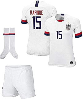 alex morgan white jersey