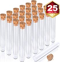 Best plastic tube with cork Reviews