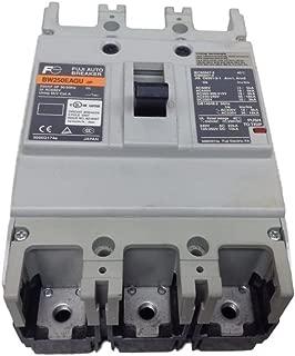 Fuji Electric, BW250EAGU-3P125, G-TWIN series Molded Case Circuit Breaker, 18kA, Line protection, 125A 3P