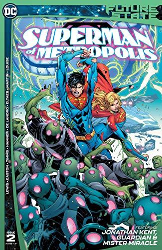 Future State (2021-) #2: Superman of Metropolis (English ...