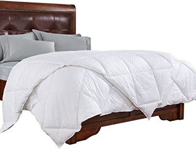 The Ultimate All Season Comforter Hotel Luxury Down Alternative Comforter Duvet Insert with Tabs Washable and Hypoallergenic Lavish Comforts COMIN18JU066435 Twin