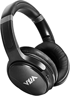 $47 » Sponsored Ad - WXM Active Noise Canceling Headphones Bluetooth5.0 Headphones On-Ear with Mic, 40mm Driver Deep HiFi Bass W...
