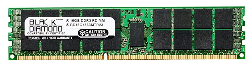資料扱う感謝祭16GB RAM Memory for IBM System xSeries System x3650 M4 Black Diamond Memory Module DDR3 ECC Registered RDIMM 240pin PC3-10600 1333MHz Upgrade