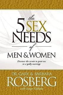 The 5 Sex Needs of Men & Women