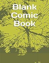 Blank Comic Book: Blank Comic Notebook for kids 4-8 age,Make your own comic,Anime Manga Comic Lover Gift