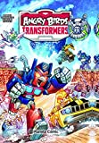 Angry Birds Transformers nº 01/02 (Independientes USA)