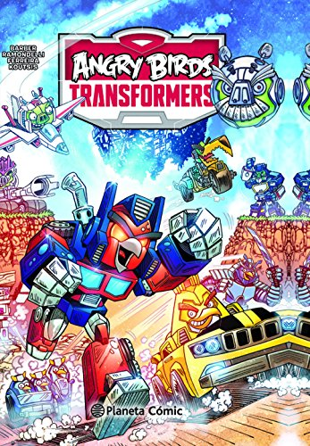 Angry Birds Transformers nº 01/02: 168 (Independientes USA)
