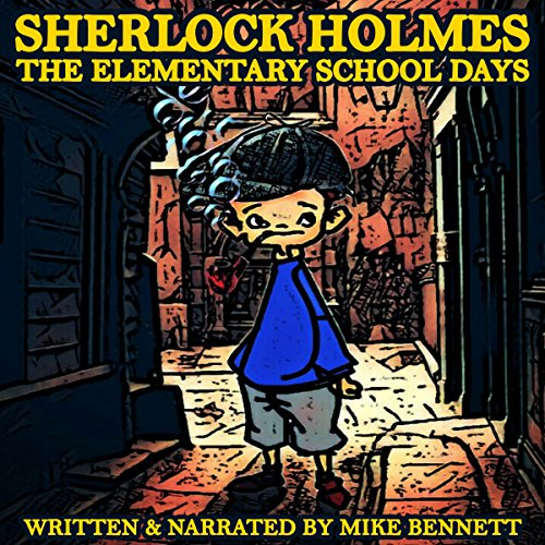 Couverture de Sherlock Holmes: The Elementary School Days