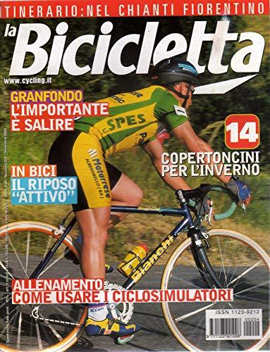 La Bicicletta 204 dicembre 2000 Carnielli Vega-trek 2300-Schwinn Fastback Lim