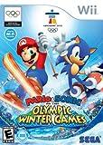 SEGA Mario & Sonic at the Olympic Winter Games, Wii - Juego (Wii, Nintendo Wii, Deportes, E (para todos))