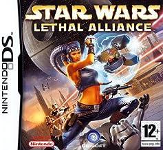 Starwars Lethal Alliance Nintendo Ds Oyun